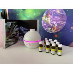 Zestaw do aromaterapii nr 6