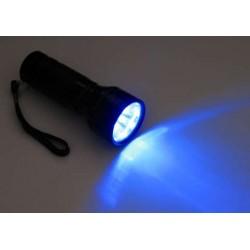 MINIATUROWA LATARKA LED UV